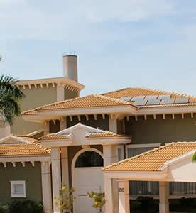 A solução completa para o telhado dos seus sonhos