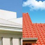 Telha de concreto x telha de cerâmica