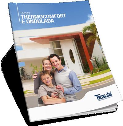 Catálogo de Thermocomfort e Ondulada